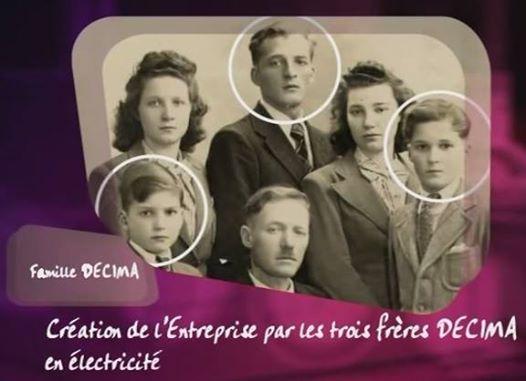 famille Décima